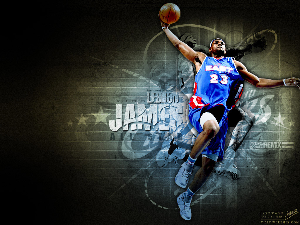 World Sports Hd Wallpapers: LeBron James Hd Wallpapers