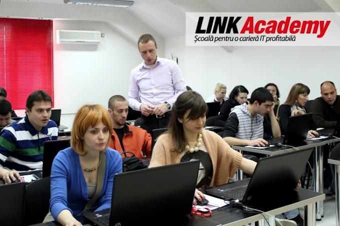 LINK Academy - Cursurile online