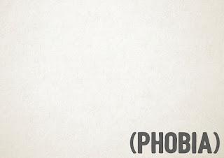 Green Pear Diaries, diseño gráfico, Igor Kupec, tipografías, transtornos mentales, fobia