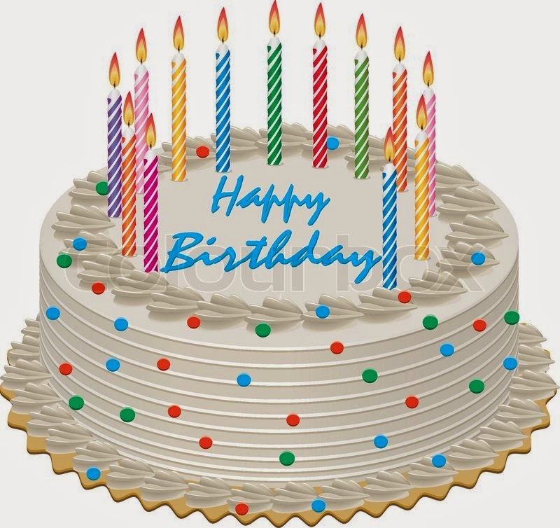 Birthday Cake Hopefully Cream Cheese Frosting