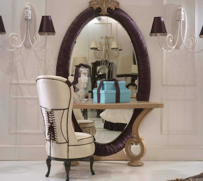latest dressing table design ideas with mirrors for bedroom