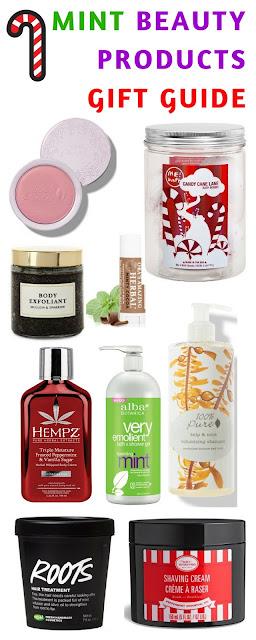 mint beauty products. candy cane beauty products. #mintbeauty #candycanebeauty #mintskincare