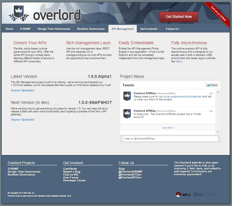 Overlord - The One Place To Rule And Manage your APIs