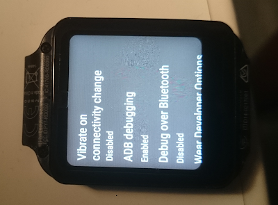 Enabling ADB on Sony Android Smartwatch | Kunmi's Space