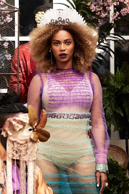 Formation Beyonce Slay Black Lives matter superbowl zimmerman australian designer fashion style what she wore video music