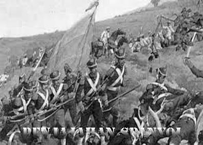 Penjajahan spanyol di amerika dan filipina