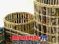 Materi Prakarya dan Kewirausahaan Kelas 10 Semester 1/2