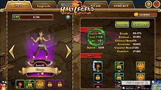 Haki Legend APK