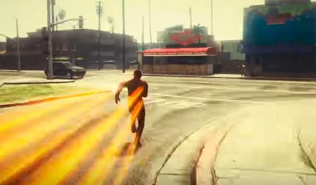 The Flash Gta 5 Mod