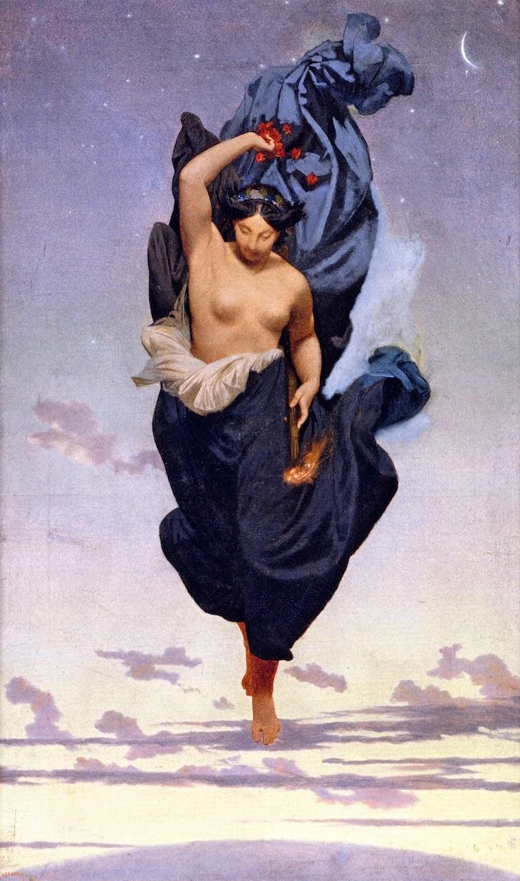 Nuit Jean-Léon Gérôme, French, ca. 1850 - 1855 Musée d'Orsay, Paris, France