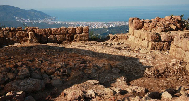 Excavations at Kurul Castle on Turkey's Black Sea coast resume