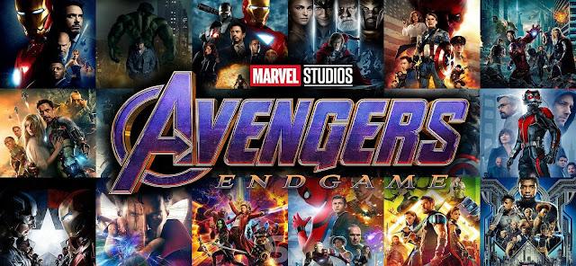 Film Avengers Endgame spoilery
