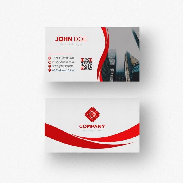 Download Contoh Desain Kartu Nama Company Sinau Desain