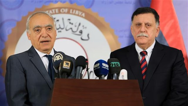 The United Nations mission to gradually return to Libya: Ghassan Salame