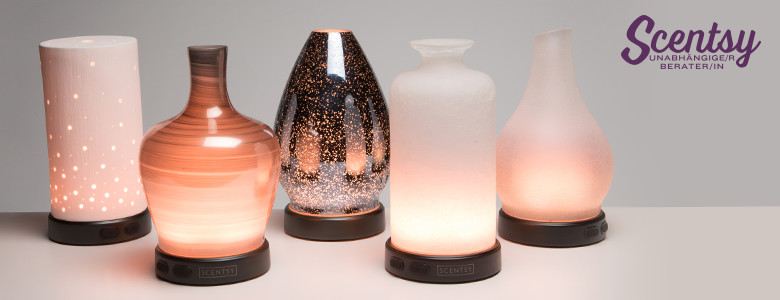 how to turn on scentsy diffuser