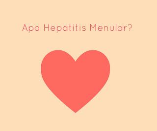 apa Hepatitis menular