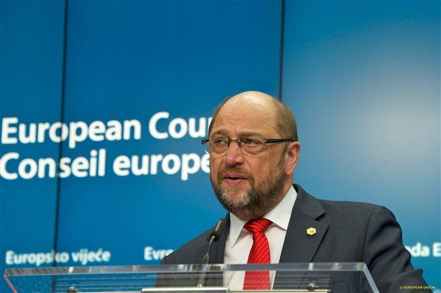 Μάρτιν Σουλτς: Αντίο ευρωομόλογα