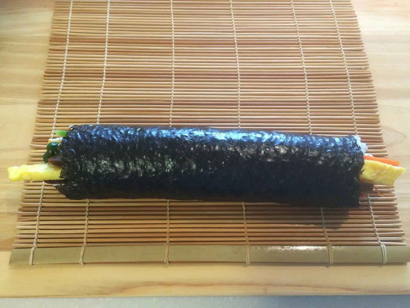 chungmu gimbap classical cooked rice danmuji gwangjang market kimchi korean food Korean Foods mayak gimbap samgak gimbap seaweed paper seoul sesame oil South Korean yellow picked radish