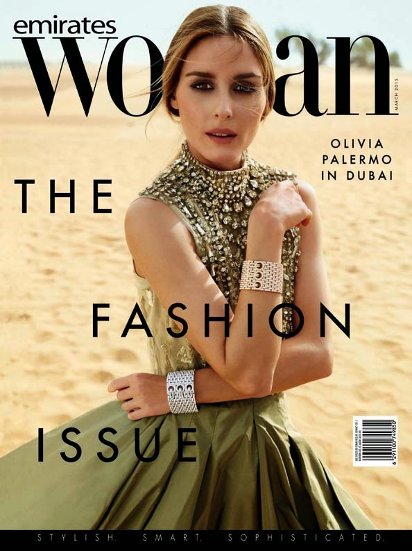 Olivia Palermo For Emirados Woman