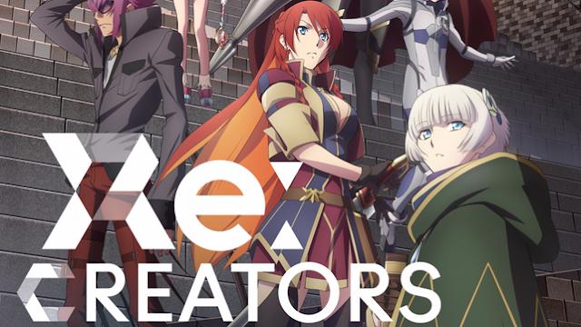 Nuevo tráiler del anime Re:Creators