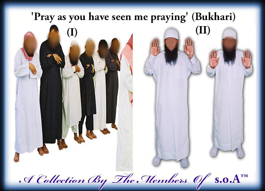 ALLAH`S COVENANAT |: 'Pray as you have seen me praying' I&II