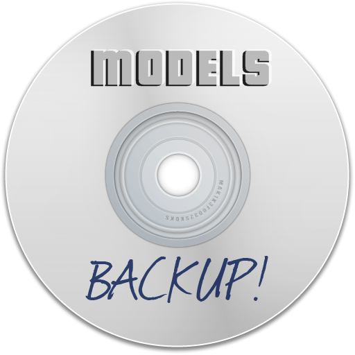 SA - Backup Pasta Models Original Completa