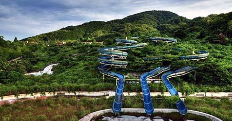 theme park japan