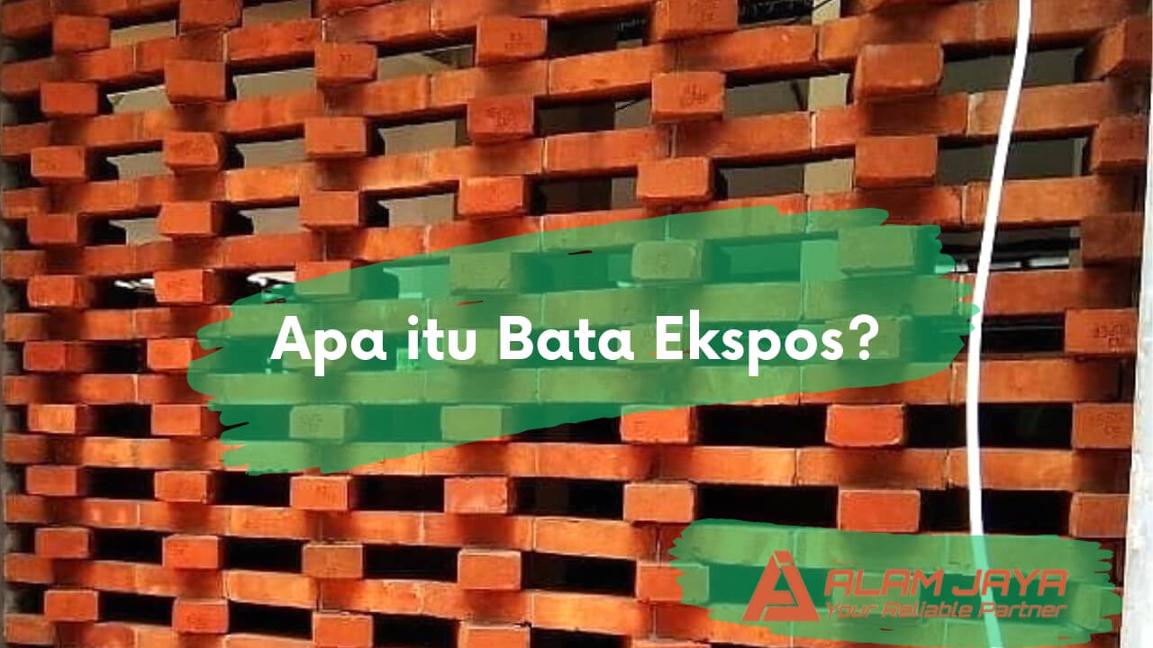 Jual Bata Pres Expose Harga Terbaru ke Waringin Jaya Bekasi