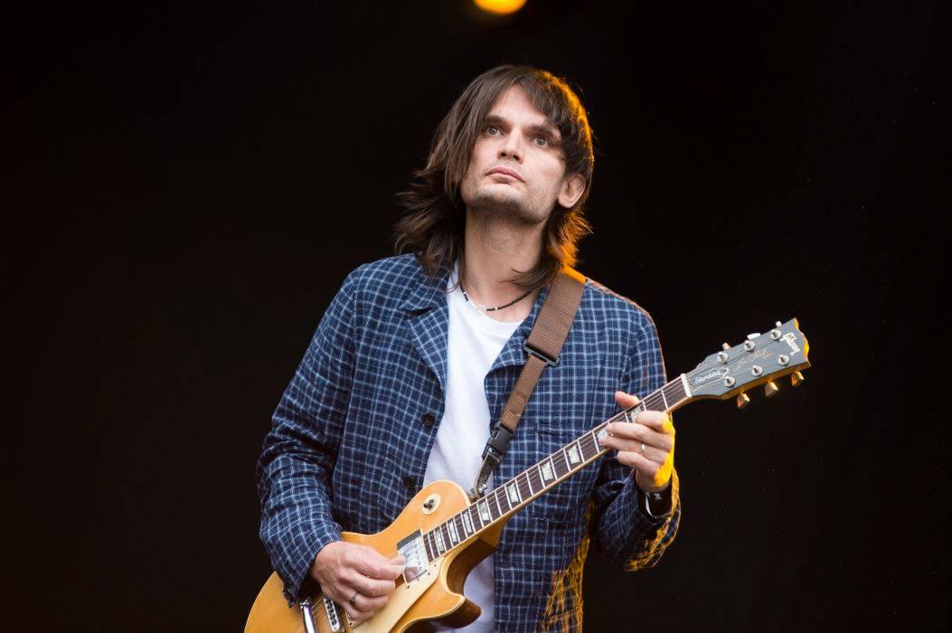 Guitarra de A a Z Jonny Greenwood