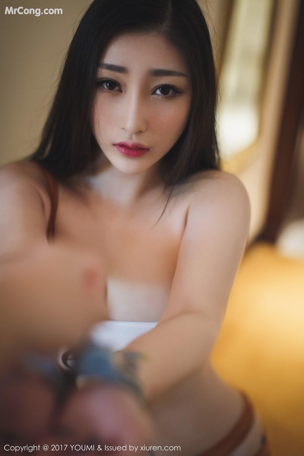 Image YouMi-Vol.077-Daji-Toxic-MrCong.com-003 in post YouMi Vol.077: Người mẫu Daji_Toxic (妲己_Toxic) (49 ảnh)