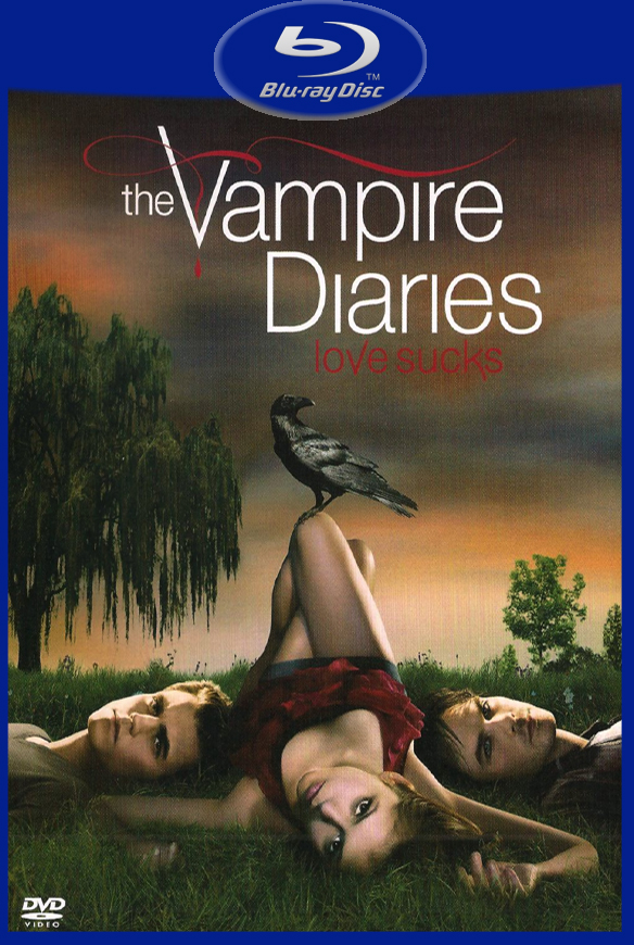 The Vampire Diaries 1ª Temporada Completa (2009) 720p Dublado
