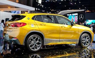 Hông xe BMW X2