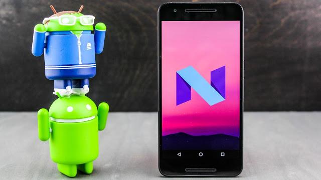 قائمة الهواتف التي سيصلها تحديث Android Nougat v7.0
