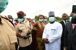 , 16 persons burnt to death in auto crash involving Kogi State Governor's Convoy, Latest Nigeria News, Daily Devotionals & Celebrity Gossips - Chidispalace
