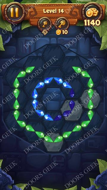 Gems & Magic [Rosein] Level 14 Solution, Walkthrough, Cheats