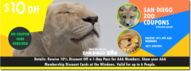 Sf zoo coupon code