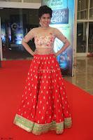 Mahima in beautiful Red Ghagra beigh transparent choli ~  Exclusive 022.JPG