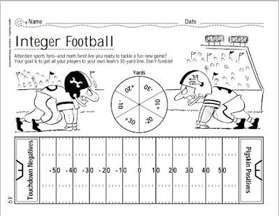 Integer puzzles printable : caralibro.ga