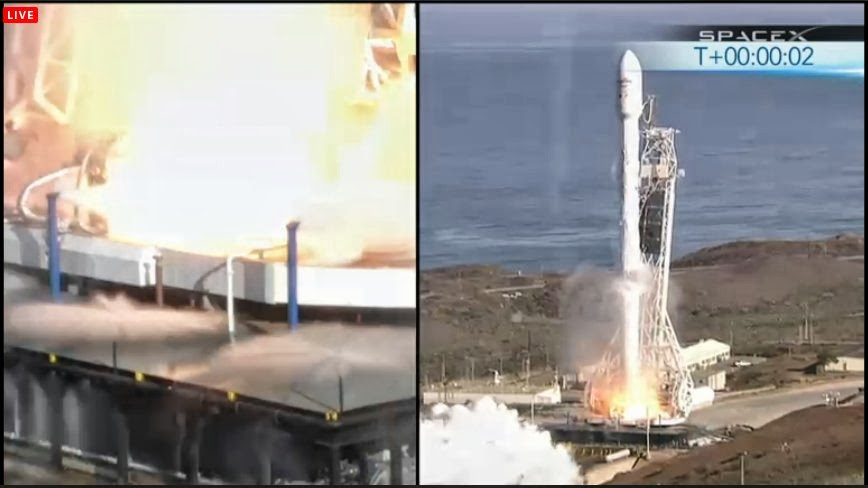 spacex mission cassiope - photo #7