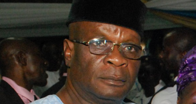Veteran Yoruba Actor Olumide Bakare Is Dead
