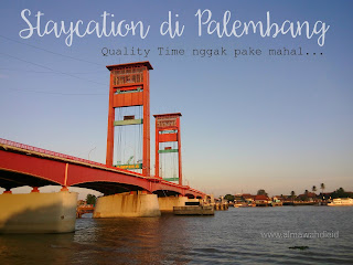 Hotel murah di Palembang untuk staycation