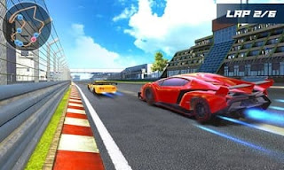 Drift Car City Traffic Racing Apk - Free Download Android Game