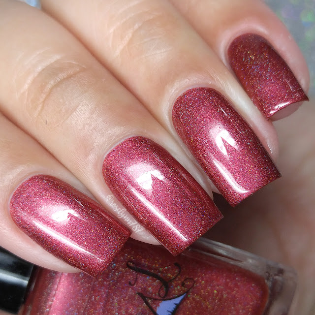 Smokey Mountain Lacquers - Wine O'Clock