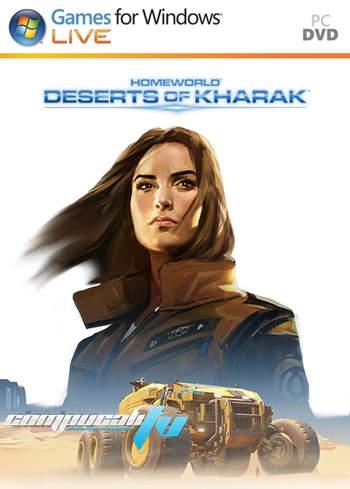 Homeworld Deserts of Kharak PC Full Español