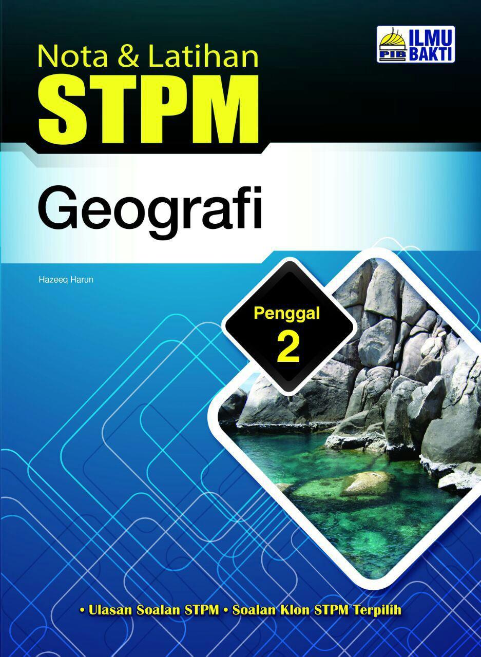 Geografi STPM Sistem Penggal