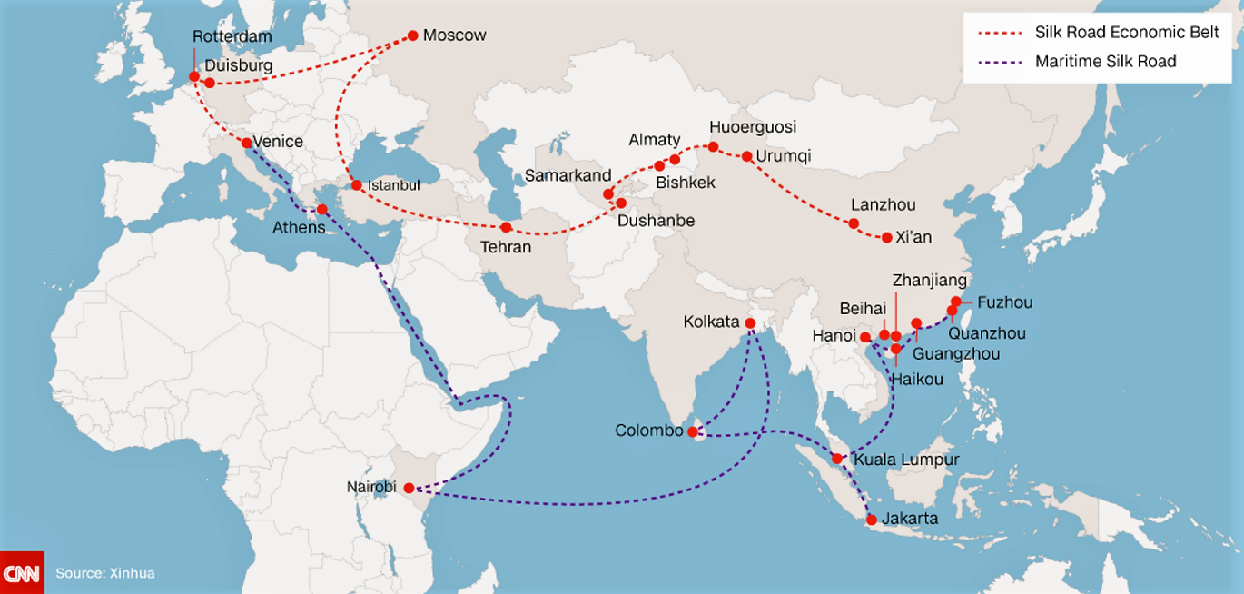 Under The Angsana Tree Key to success of the Maritime Silk Road