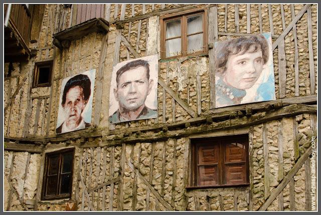 Caras de Mogarraz Salamanca