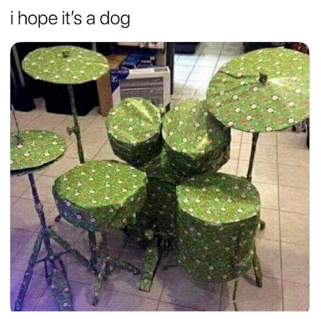 Funny I Hope It's A Dog Meme Picture