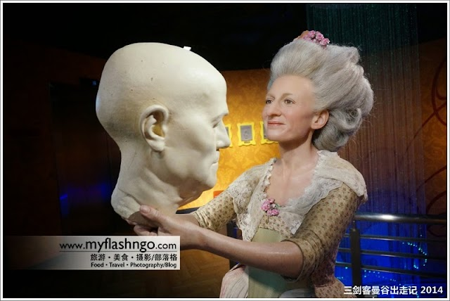 2014 | 曼谷暹罗之诡异的《杜莎夫人蜡像馆》 6