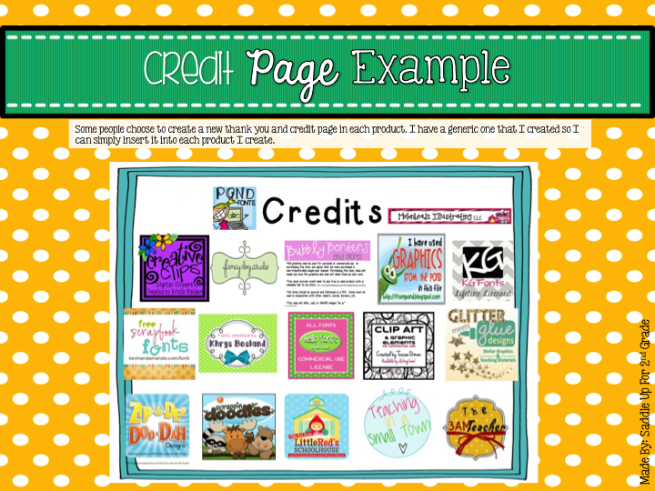 TPT product tips and tricks by Saddle Up For 2nd Grade